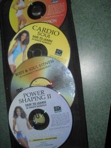 Mis primeros dvds